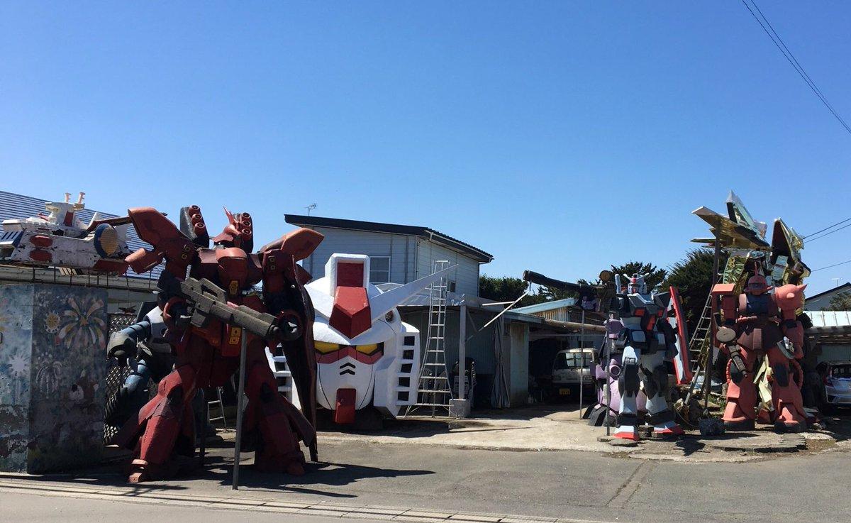 実物大の動くガンダム、今年の10月から横浜で公開!