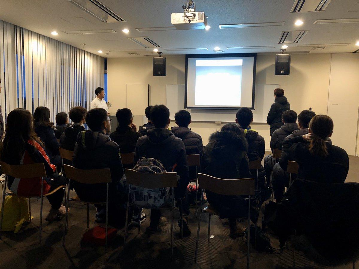 中国の名門 のサッカー部員が アカデミーを訪問 日本サッカーの育成を学ぶために来日している学生たちがアカデミーの練習見学その後、ディスカッションするなど交流を深めました⚽️  sagantosu… https://t.co/XlRGAyYL1h