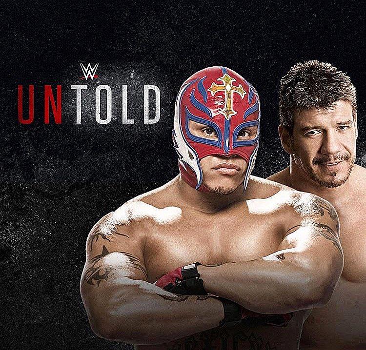 Very Powerful!! #UntoldHope the @WWE 🌎 enjoyed it! 🙏🏼🙏🏼@WWENetwork  #VivaLaRaza🙏🏼🇲🇽🙏🏼