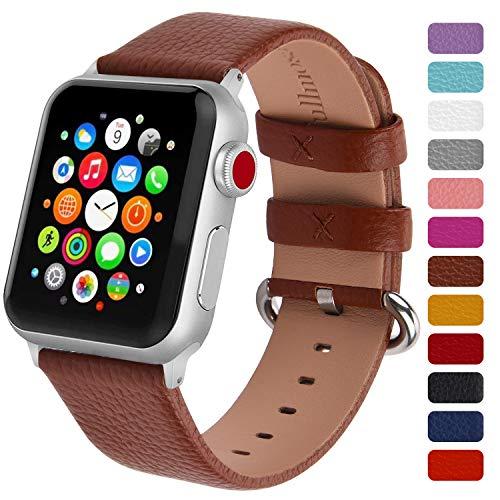 https://www.amazon.de/Fullmosa-Klassische-Kompatibel-Edelstahlschliesse-Dunkelblau/dp/B07PYRV8DL?tag=flai01-20… Fullmosa Klassische Litichi Leder Watch Armband Kompatibel für Apple Watch Series 5/4/3/2/1, 12 Farben iWatch Armband geeignet für Männer und Frauen Silber 40mm 44mm 38mm 42mm  #Amazon #Dealpic.twitter.com/Gn4df9PH0T