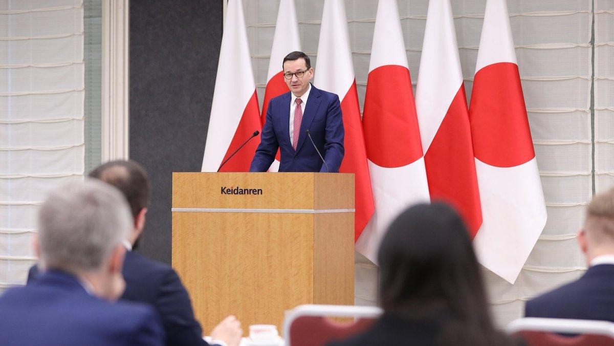 首相 ポーランド