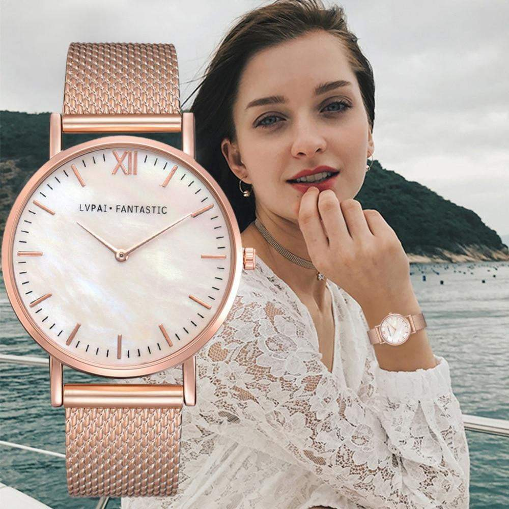 Show nowhttps://shortlink.store/fUJJJCM8e  BUY 1 GET 25% DISCOUNT Check out this product  Women's Casual Quartz  Watch   by Hibuy-freeship starting at$17.07. pic.twitter.com/vgpxONhnt0