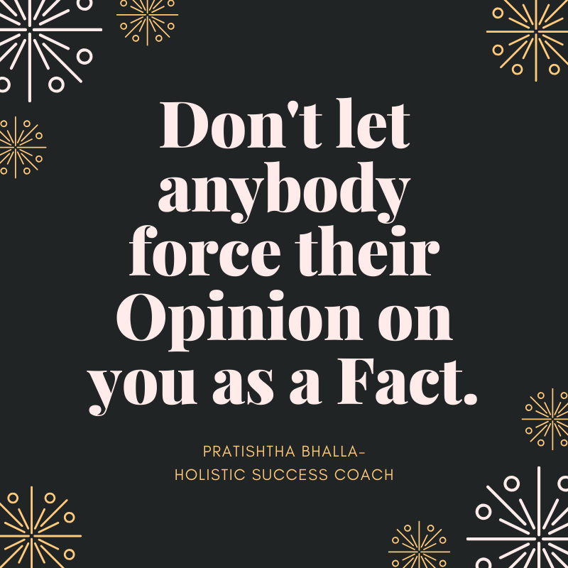 Quote of the day!  When was the last time someone forced their opinion on you as a fact? Write in the comment box below..  #win #business #enterpreneur #coaching #tips #tipsforlife #coachtraining #viralcontent #viral #quoteoftheday #motivationalquotes #inspirationalquotes #quotepic.twitter.com/Ll23CmpPpj