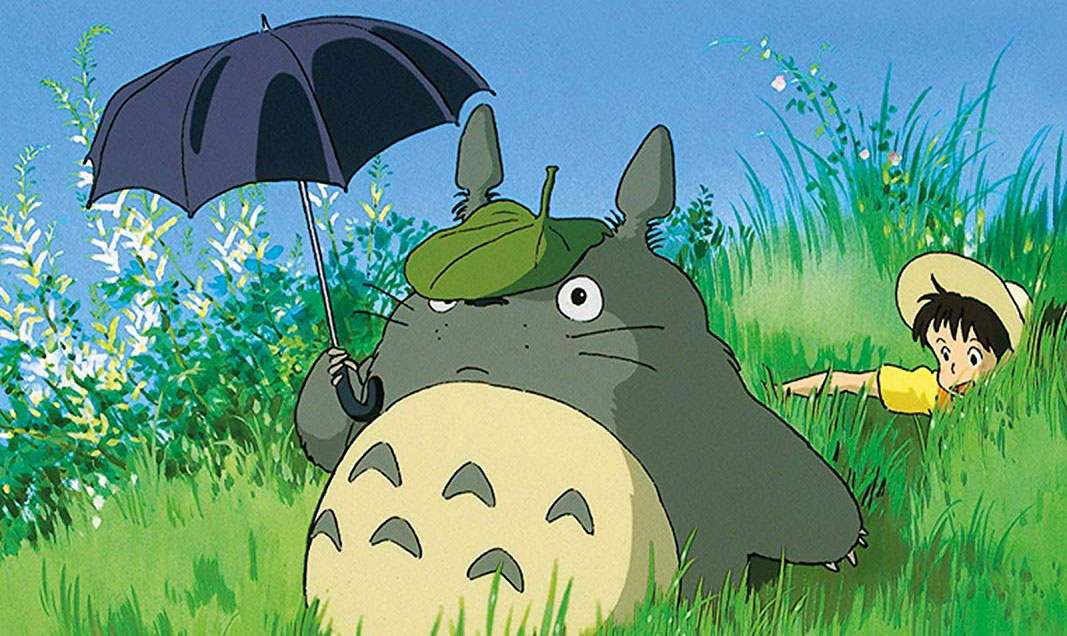 Netflix just picked up 21 Studio Ghibli movies, but not in North America or Japan. http://bit.ly/2TEqkTO
