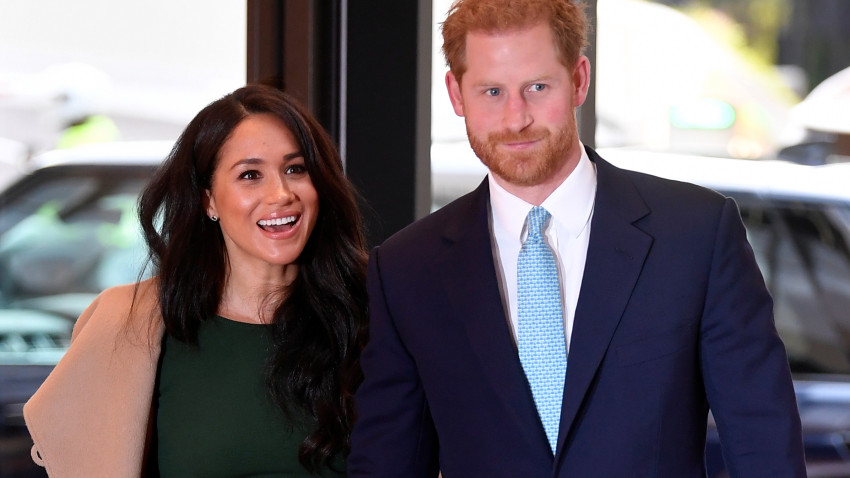 """Prince Harry: """"No other option"""" but to cut royal ties -->"""