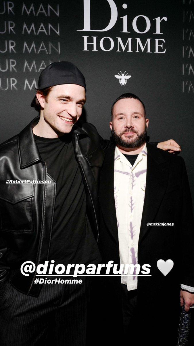 *UPDATE*  FM updated with 1 pic!  Source: fannybourdettedonon IGS  #RobertPattinson #DiorRob #DiorHomme #Diorpic.twitter.com/KaSubfPDTF