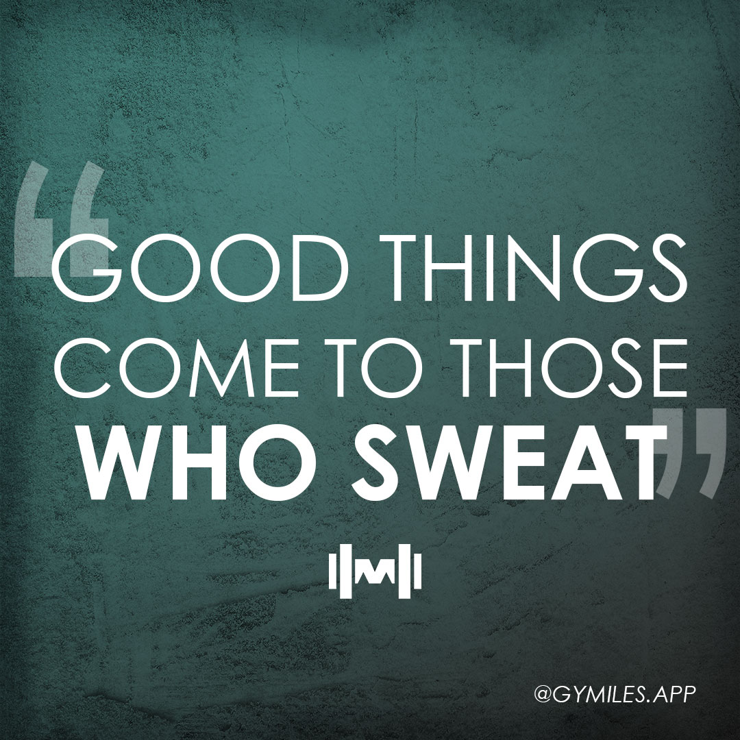 There are good things that come out of #JanuaryBlues  Download GYMILES today to help with your #FitnessTransformation -  http://www. gymiles.com     - #NewYearNewYou #MotivationalQuotes #GoodThings<br>http://pic.twitter.com/Zf4ZGy646s