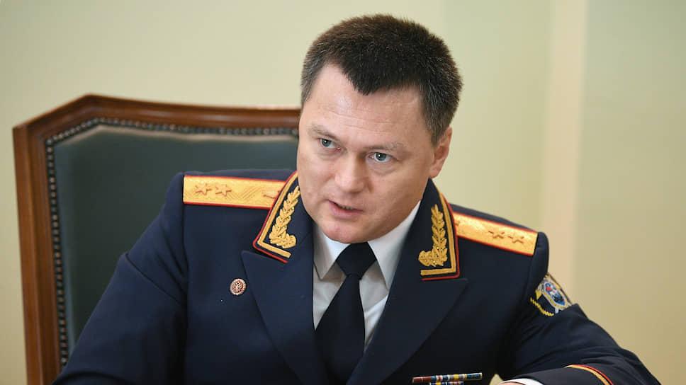Новый генеральный прокурор РФ
