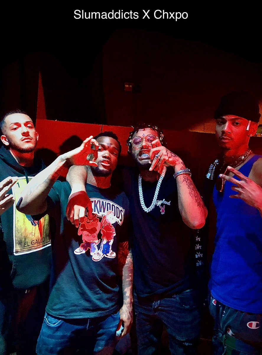 #Slumaddicts X @CHXPO #MoneyWay #Texas #Trill
