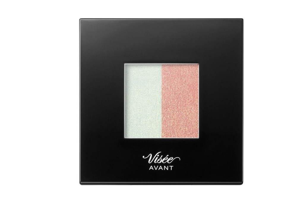 ヴィセ アヴァンの20年春夏コスメ、2色入りの新作ハイライター&人気単色アイカラーに新色も -