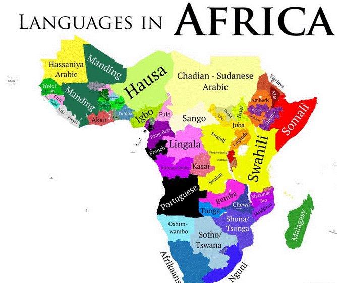 Lugha ya Kiswahili ni lugha inayozungumzwa na zaidi ya Waafrika milioni 100. Kiswahili ni lugha rasmi katika Tanzania, Kenya na Uganda, huku ikiwa ni lingua franca katika sehemu nyingi za bara la Afrika. https://t.co/DeGjpkv3Kz