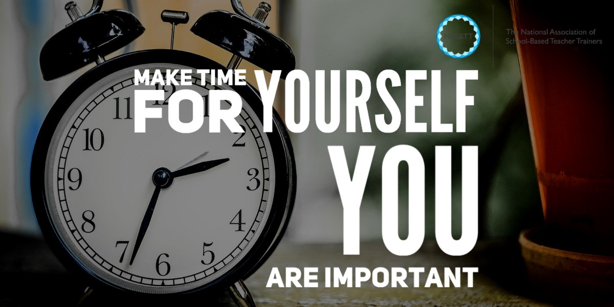 YOU are important. Take time to prioritise YOU! #MondayMotivation