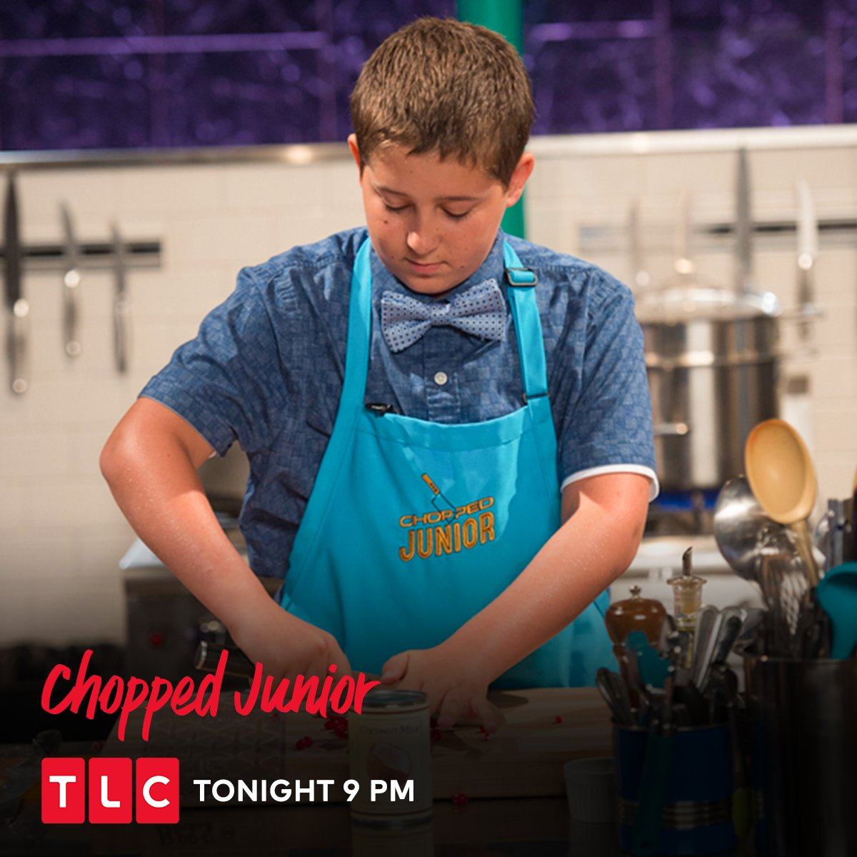 It's a sweet, sweet world! Watch the junior chefs compete to make desserts that please the judges sweet-tooth. Don't miss #ChoppedJunior, tonight at 9 PM, only on TLC.   #TLC #TLCIndia #food #foodlove #chefs #kids #kidchefs #foodies<br>http://pic.twitter.com/bR2bkz4r6t