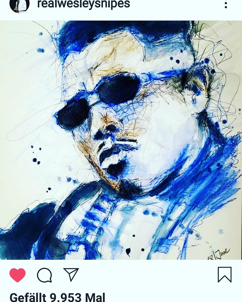 hank you again Mr. Wesley Snipes 💗❤ for your Appreciation ;) Thank you all for Attention ...enjoy my way of sketching BLADE 2017 #blade #art #painting #love #vampirehunter #artshiftturner #turner #artsketching #freehand #artoftheday #wesleysnipes