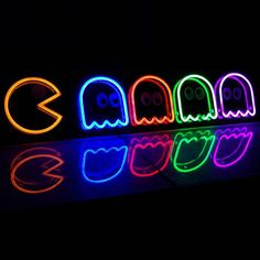 PAC MAN LED NEON SIGN  #led #ledlanp #neon  #followmejp #AutoFollow #GoFollow #Quickfollow pic.twitter.com/CJdYYqDRFR