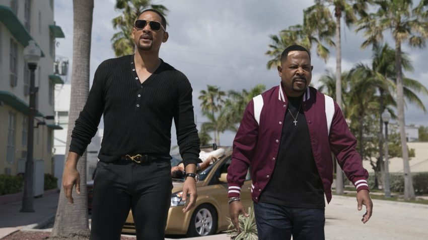 """""""Bad Boys for Life"""" debuts with box office top spot -->"""