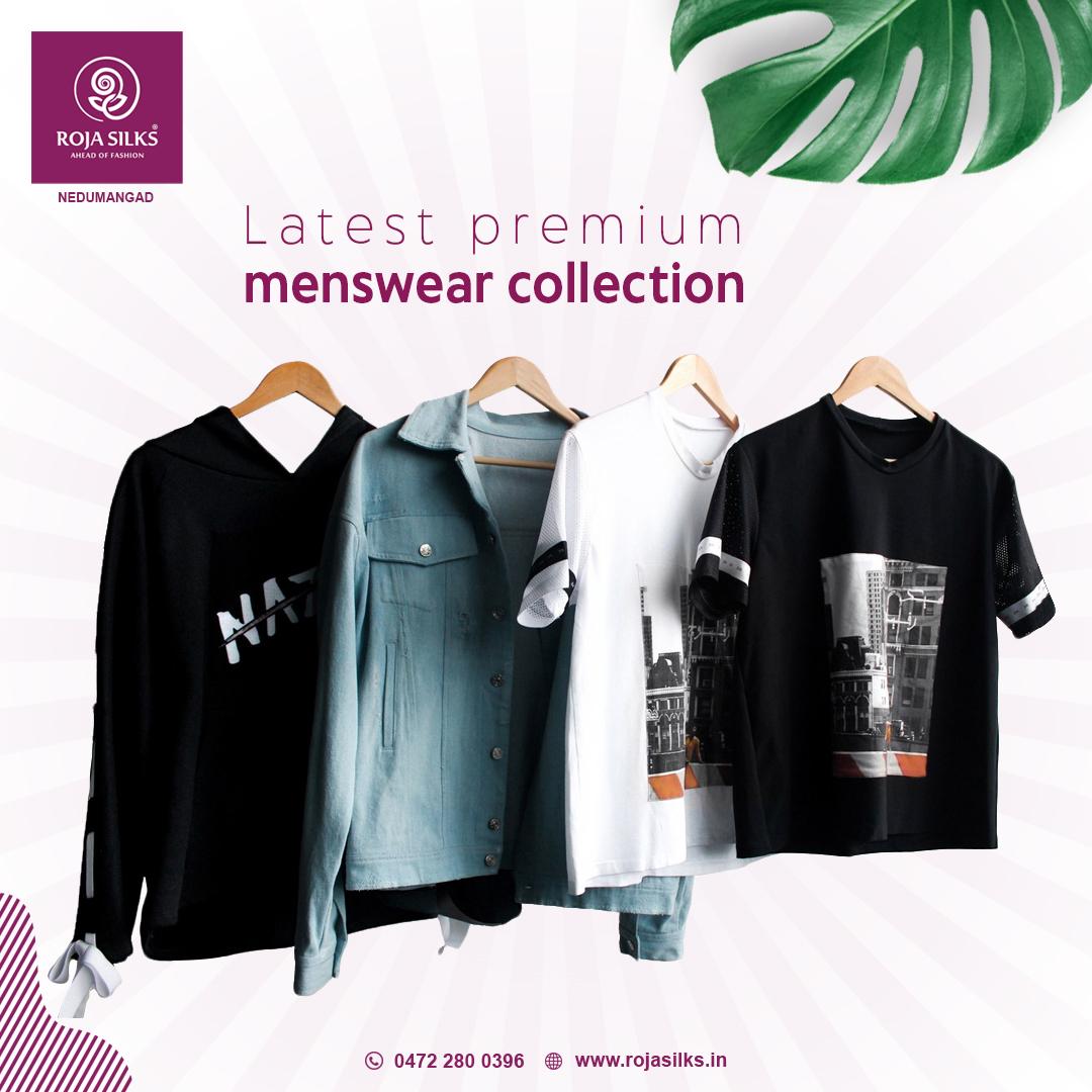 Get the latest premium menswear collection from Roja Silks  http://www.rojasilks.in | 0472 280 0396  #RojaSilks #PremiumMensWearCollection #MensWearCollection #SilksSarees #Sarees #WeddingCollection #EthnicClothings.pic.twitter.com/WLZ8d4SZUi