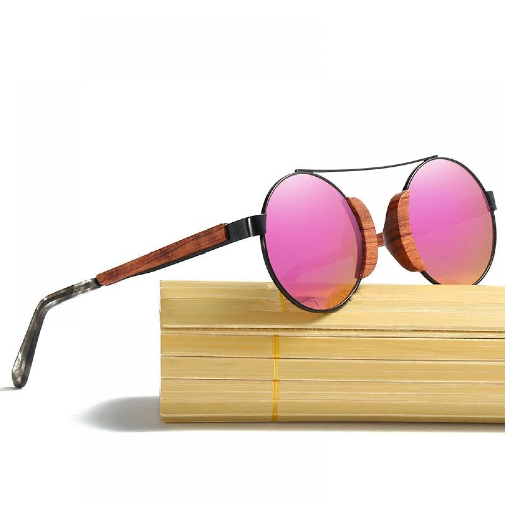 #gogreen #crueltyfree Retro Polarized Round Sunglasses<br>http://pic.twitter.com/FTq0EiZdzM
