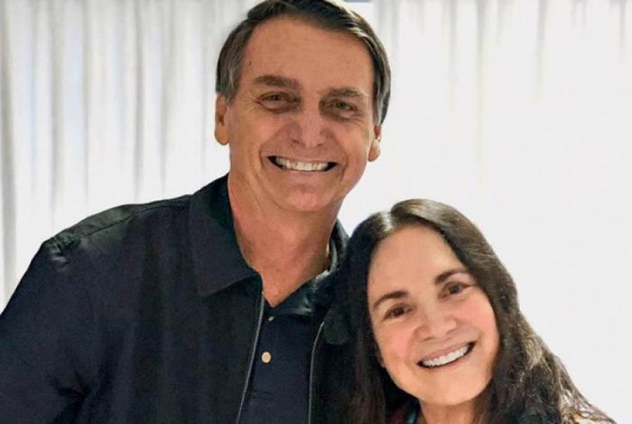 Jair Bolsonaro avalia recriar Ministério da Cultura para ter Regina Duarte http://www.sbcbrasil.com.br/noticias/conteudo/jair-bolsonaro-avalia-recriar-ministerio-da-cultura-para-ter-regina-duarte/58115…pic.twitter.com/RuqdupuhQ9