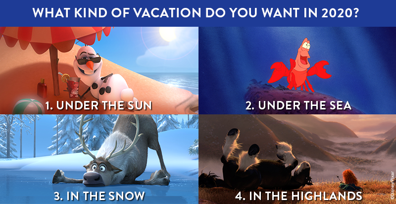 Wishing for a very long vacation because theres no way we can pick just one. Can you? 🤔