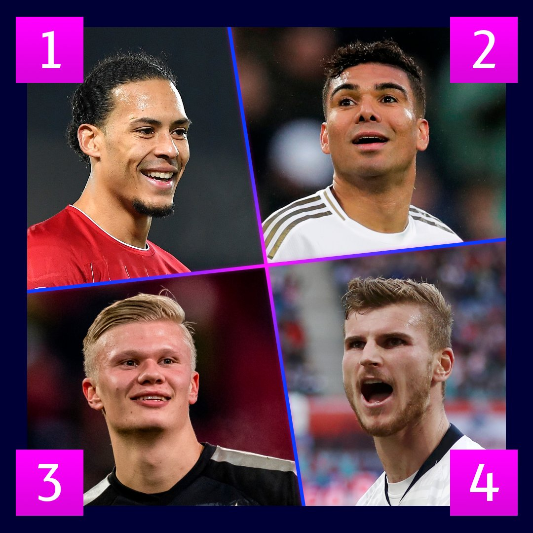 Top weekend performance was from __________   #UCL