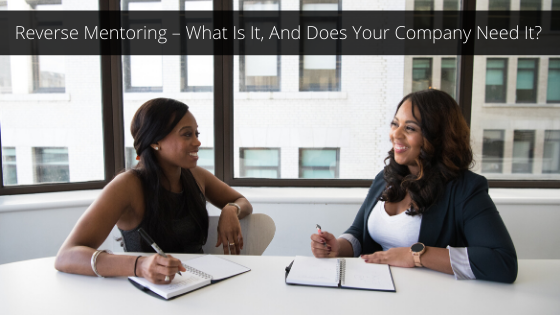 In this post, we explore the advantages of implementing #reversementoring and take a look at some case studies of companies who have seen successful results from reverse mentoring:  https:// buff.ly/2R7p7Tq    <br>http://pic.twitter.com/wdJQvAAJHe