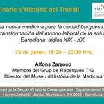 Image for the Tweet beginning: El Dr. Alfons Zarzoso, membre