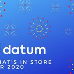 Image for the Tweet beginning: What's in store for Datum