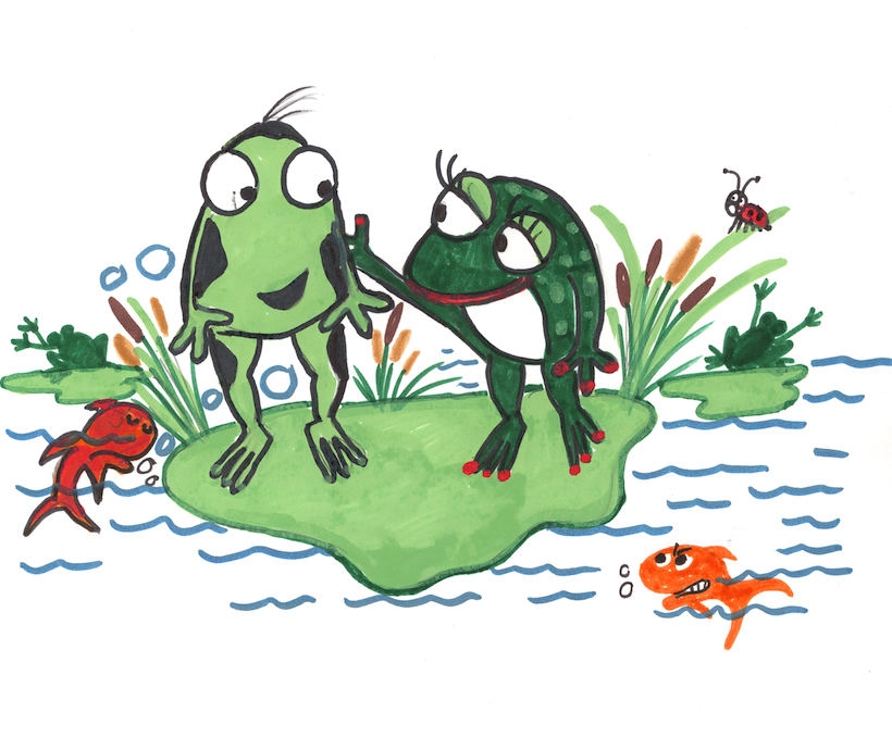 "RT @benswoodard: ""This light-hearted story has a message built into it about the importance of friendship. The vibrant pictures bring you right up close into Bubbles' and his friends' little world of Frog Pond …"" http://smarturl.it/Bub pic.twitter.com/6y1unwFSc9"