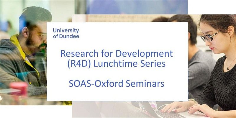"""We will be hosting Research for Development #R4D 🤓🌍Lunchtime Series over the next six months. We are kicking off on 30/01 with """"Integrating Gender Planning In Research Development and Praxis"""". Chaired by @f_k_campbell   More info and register here: https://t.co/2kqZS2ca3R https://t.co/jVC2jhNG9k"""
