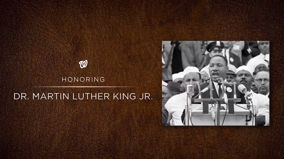 Honoring the life and legacy of Dr. Martin Luther King Jr. #MLKDay