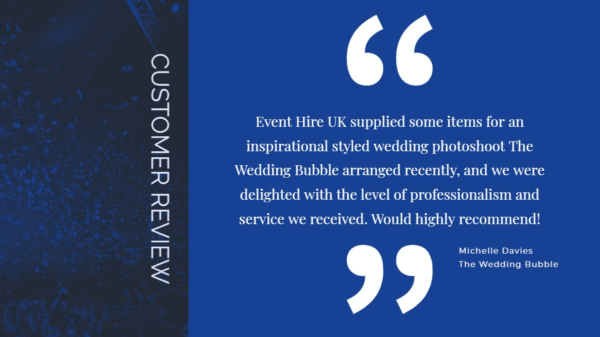 A bit of #MondayMotivation. It's always a pleasure to receive some feedback in anything we do.   @TheWedBubble   #eventprofs #eventplanning #weddingplanner #weddinginspo pic.twitter.com/IetDosygG7