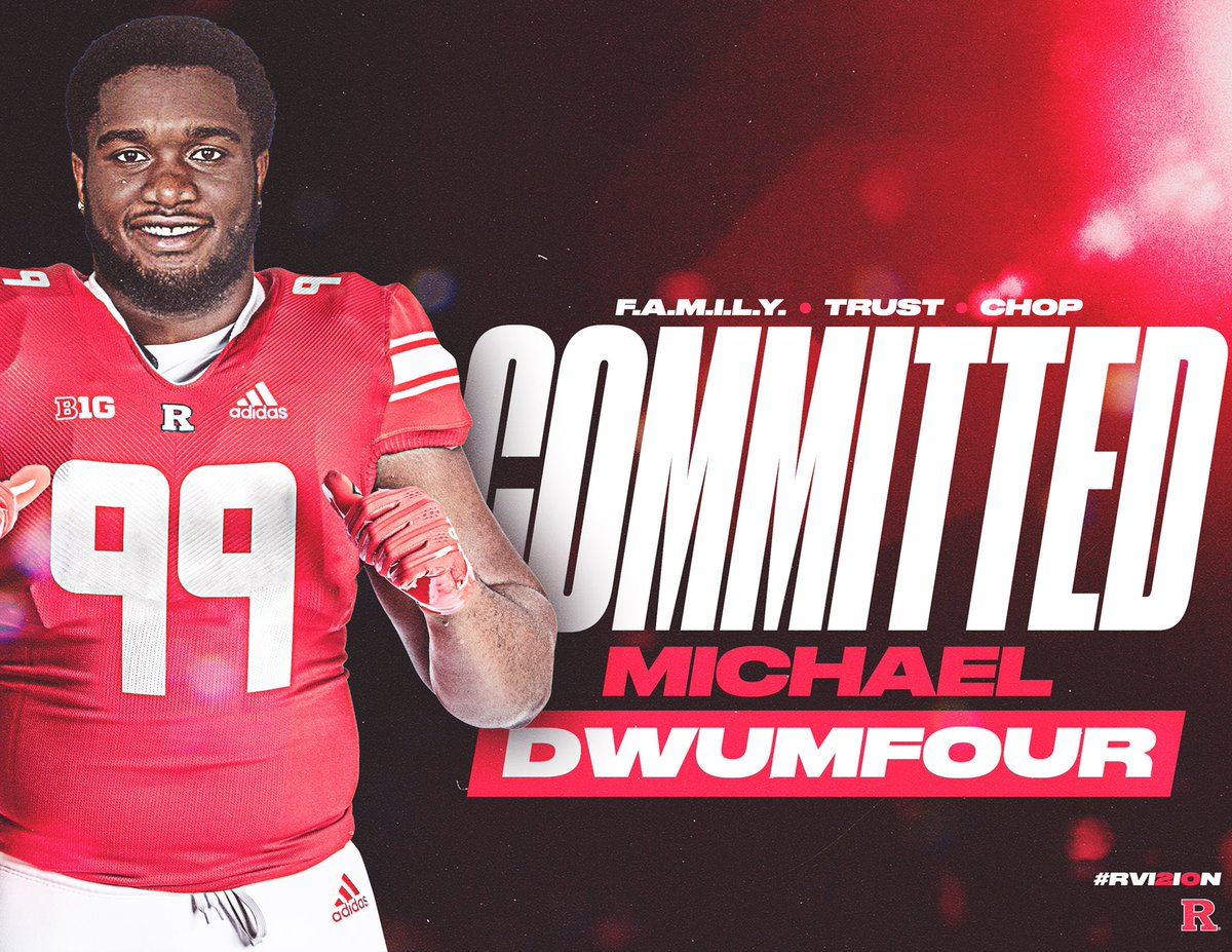 I am coming home because I am all in! Can't wait to join the F.A.M.I.L.Y. and get to work! #CHOP