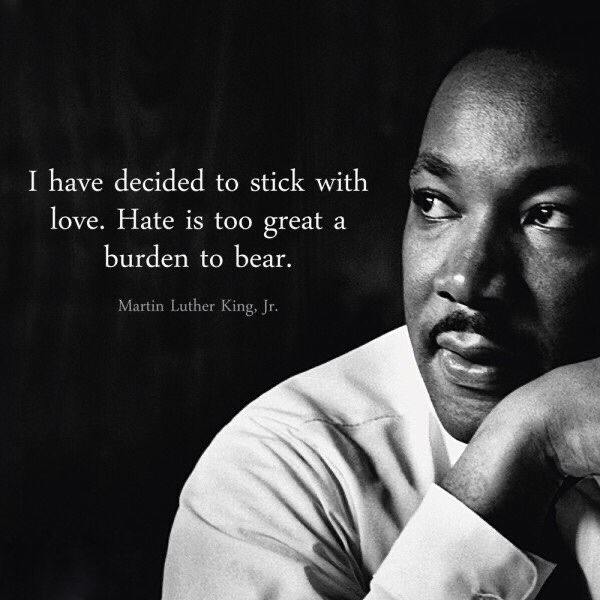 #MLKDay  Dr Martin Luther King Jr's message of love, peace & social justice is still relevant today. Choose kindness. Choose forgiveness. Choose love. #JoyfulLeaders <br>http://pic.twitter.com/dWImjtii4r
