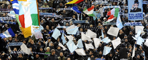 #Lazio sent a letter to individual fans who made Fascist salutes during a Europa League game against  #Rennes requesting €50,000 in damages  https://www.football-italia.net/149006/lazio-demand-reimbursement-ultras  #SerieA  #UEL  #KickItOut