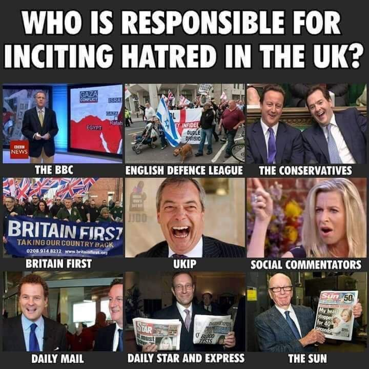 WHO'S RESPONSIBLE FOR INCITING HATRED? Certainly not Scottish Indy supporters so why have a picture of the peaceful Scottish AUOB march, it's called All Under One Banner for a reason everyone is welcome!!!!! Roll on #Indyref2020 #LeaveUK #EuroScotpic.twitter.com/gRL384CmP5