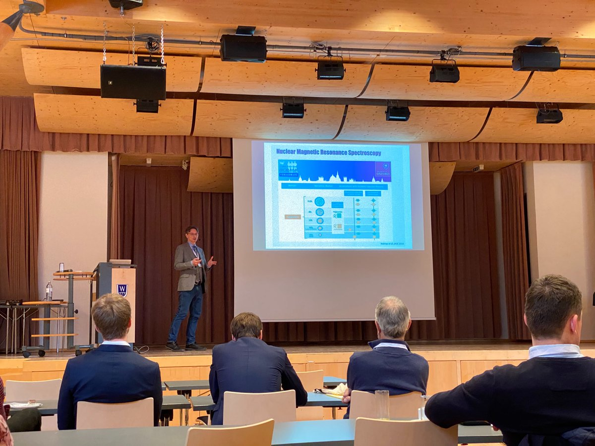 Pleased to be part of #Cardiovascular #Research Days 2020 in Weissensee! Prof. Mayr gave an interesting talk on #multiomics in #cardiovascular disease and Clemens Gutmann on how #microRNA levels indicate #platelet activation in #endotoxaemia