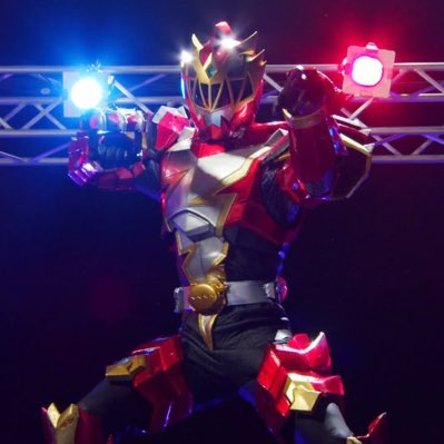 It's Morphin' MAX Time! #Ryusoulger #NewProfilePic