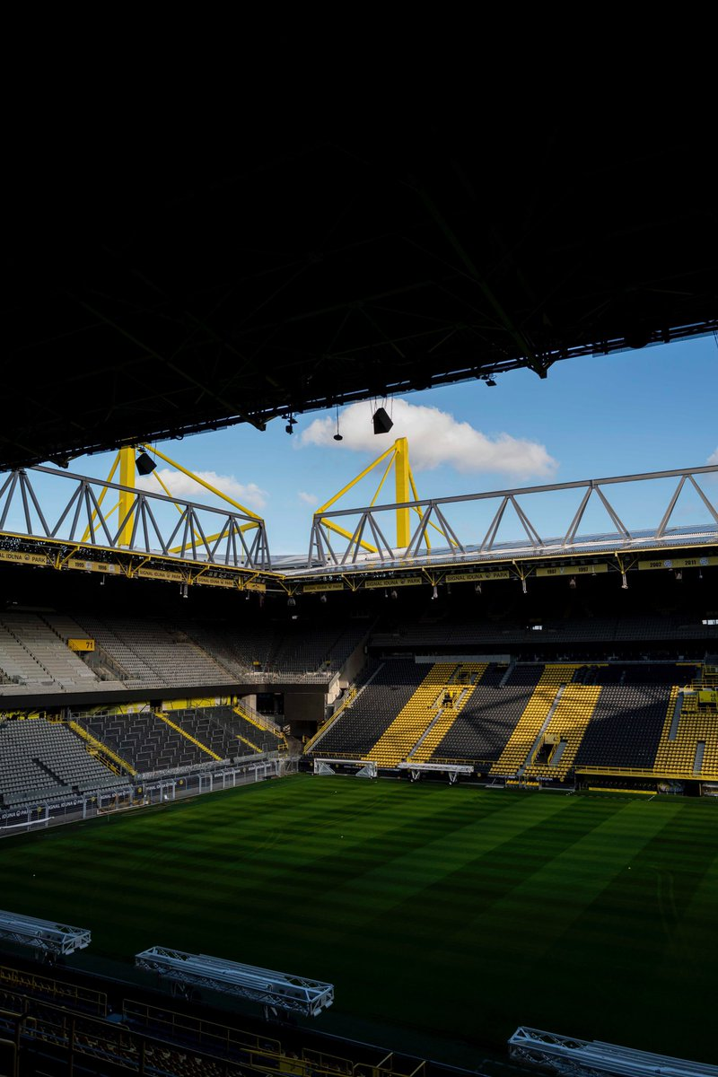Dortmund   Back home on Friday