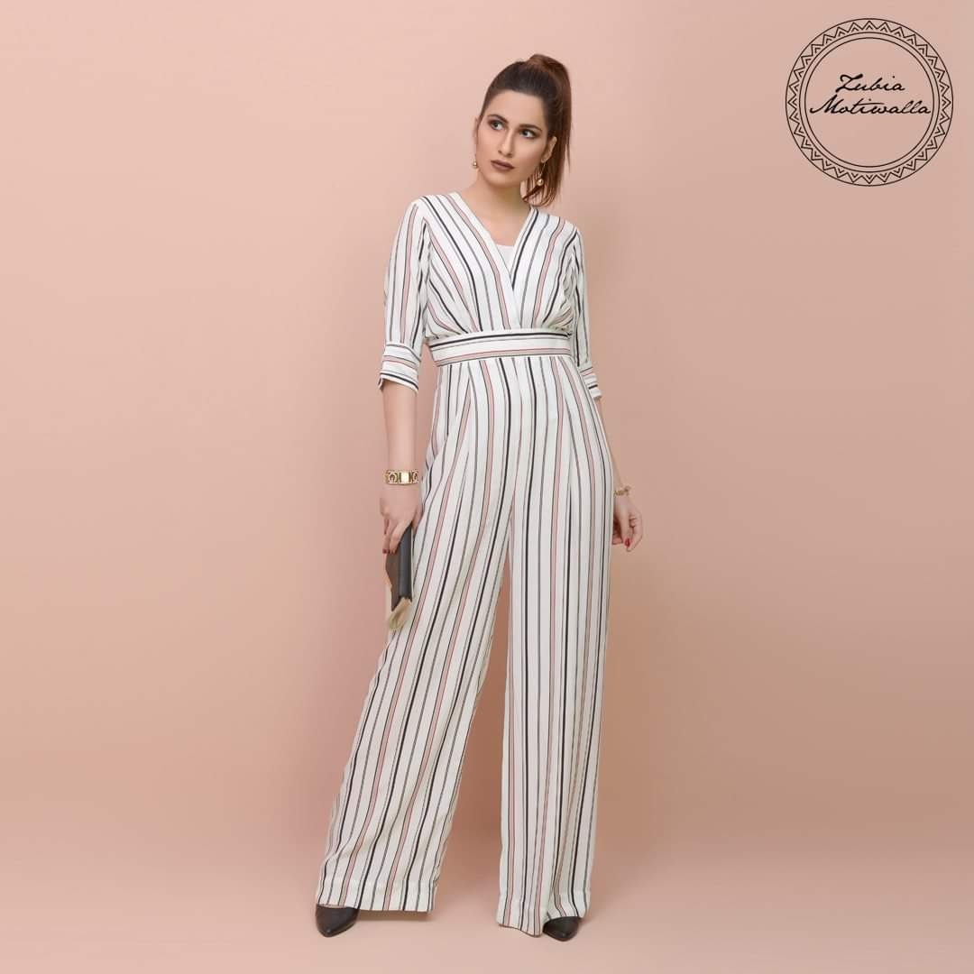 Jumpsuits by Zubia Motiwalla! . #zubiamotiwalla #Jumpsuits #trendsetters #trendy #ootd #lotd #stripes #instagood #photooftheday #love #fashion #FashionModel  @gucci @GUESS @armanipic.twitter.com/MViVkiTj4F