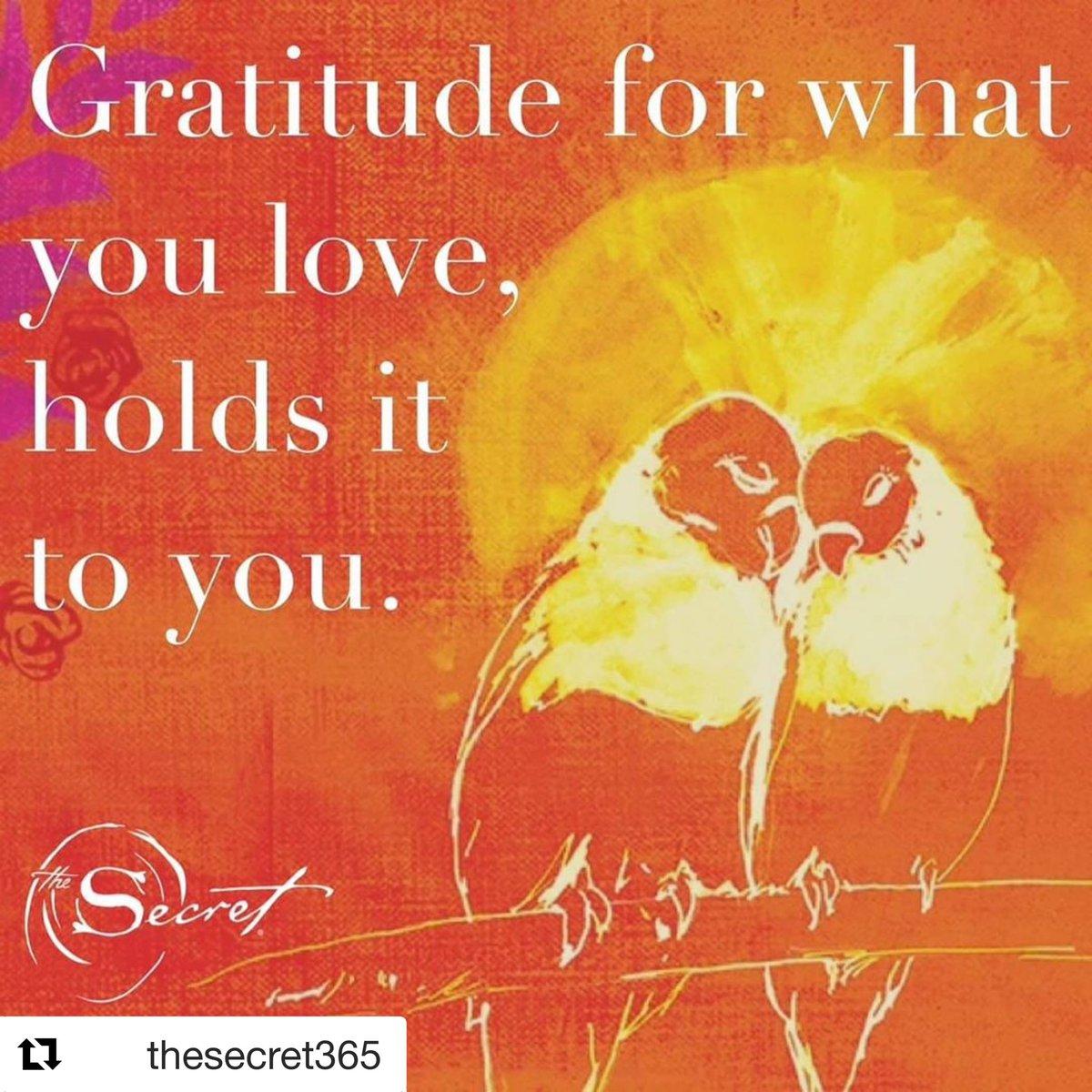 #gratitude #thesecret #positivevibes  #positivegedanken #universe #serpositivo #energiaspositivas pic.twitter.com/MbAuXzoTtl