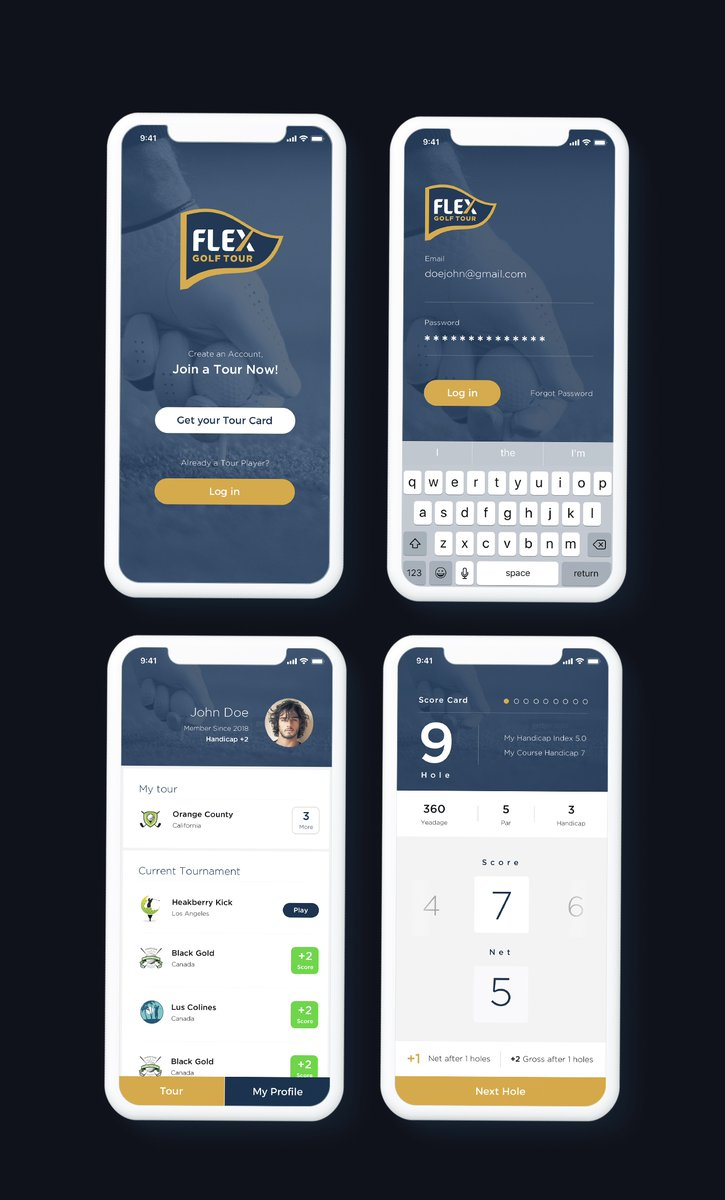 #FlexGolfTour #Sport #uxdesign #userinterface #uiux #userexperience #design #designinspiration #uidesigner #uxdesigner #appdevelopment #app #interface #uitrends #dailyui #userinterfacedesign #ios #mobileapp #inspiration #android #appdesigner #androidappdesign #iosappdesignpic.twitter.com/LBEHryWqzf