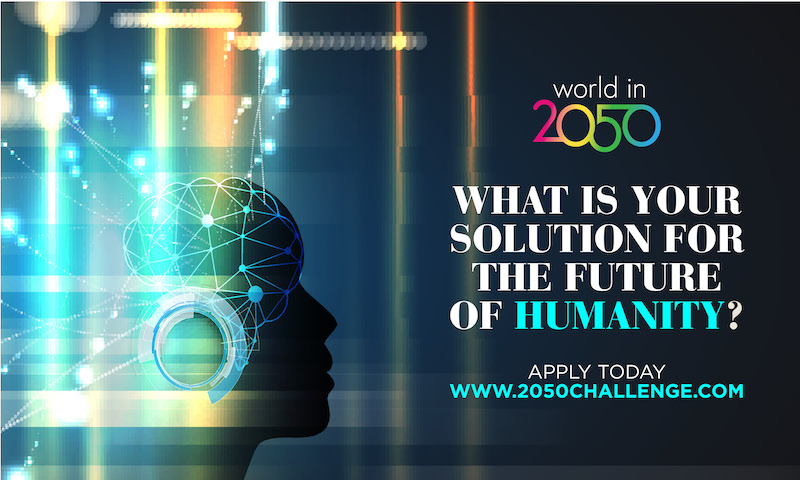 2050 Challenge // The Olympics of Innovation