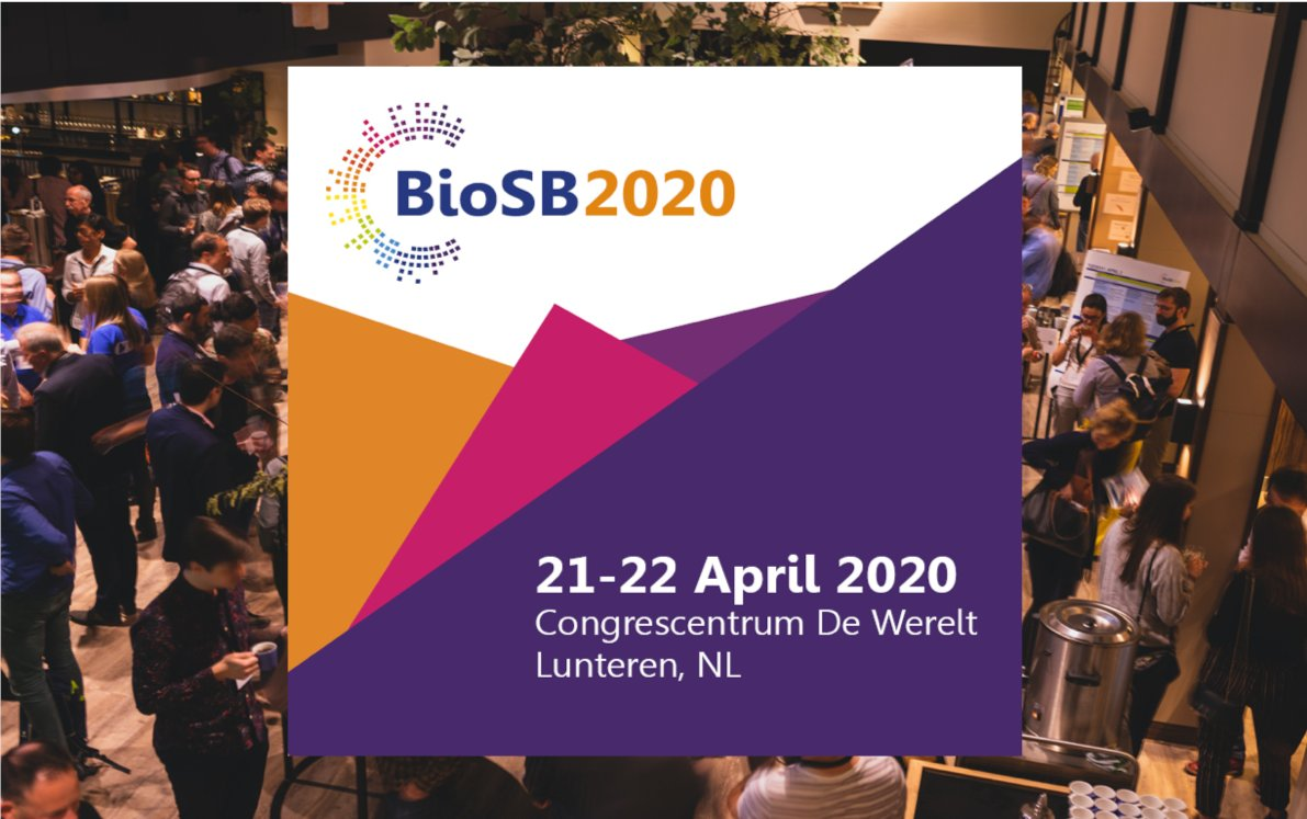 ELIXIR-NL is organizing a parallel track at the #BioSB20 conference in April. You can submit an abstract for one of the ELIXIR-NL sessions via the conference website. Deadline: February 15! Read more: https://t.co/1B5BDXkP4x #bioinformatics #systemsbiology https://t.co/GbOOOMJKRR