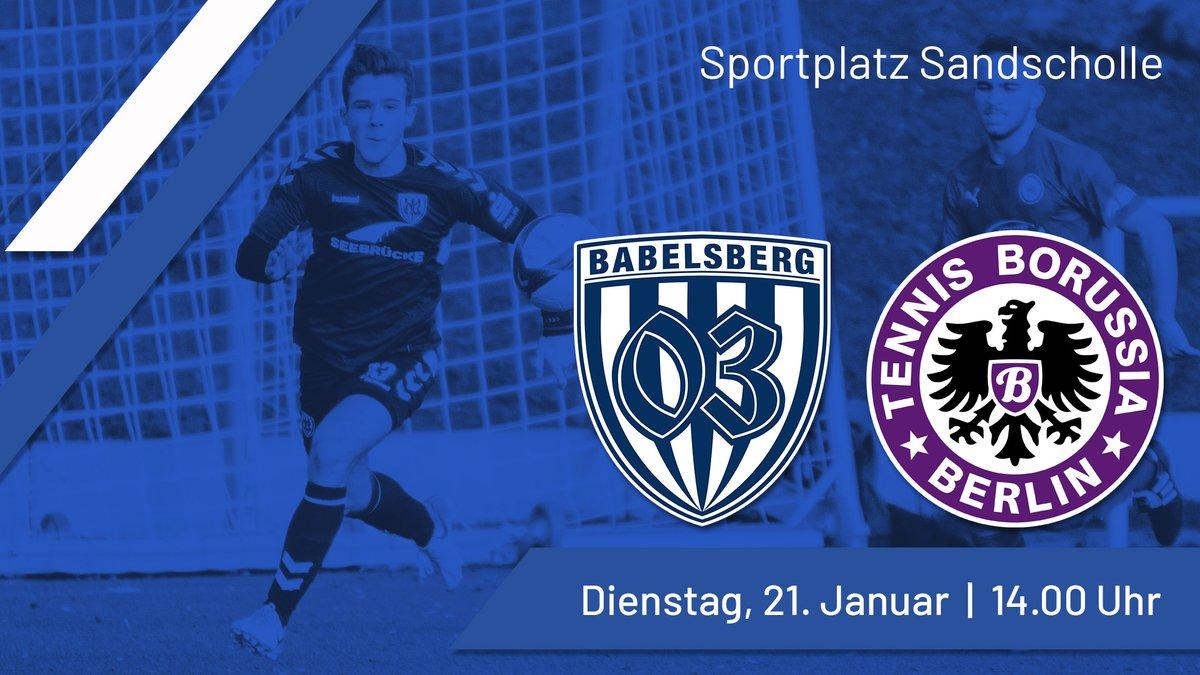 SV Babelsberg 03 @SVBabelsberg03