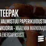 Image for the Tweet beginning: Suomalainen Visko Teepak valmistaa keinotekoisia