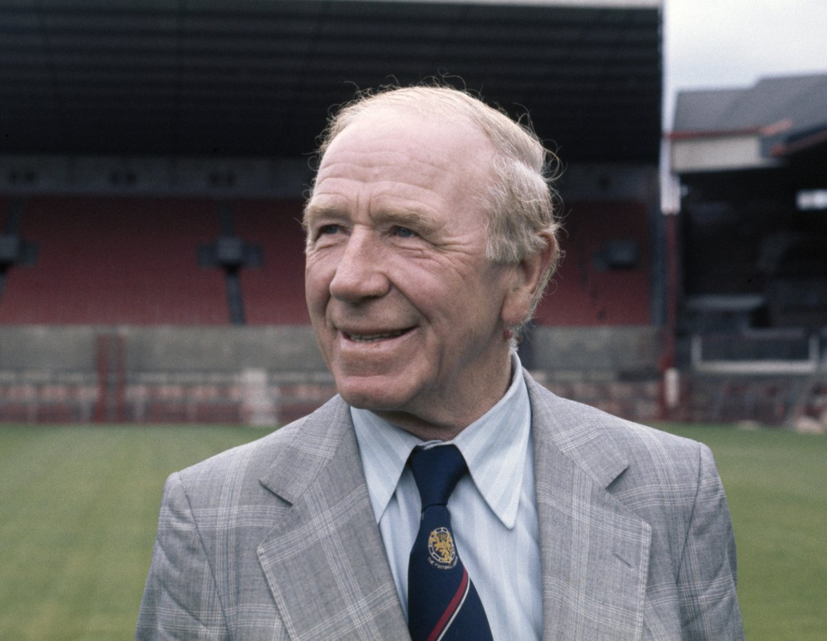Today we remember former #MUFC manager Sir Matt Busby, who passed away on this day in 1994.
