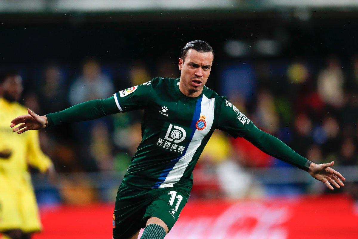 Raúl de Tomás    2 goals in 2 games for Espanyol's new signing    #UEL