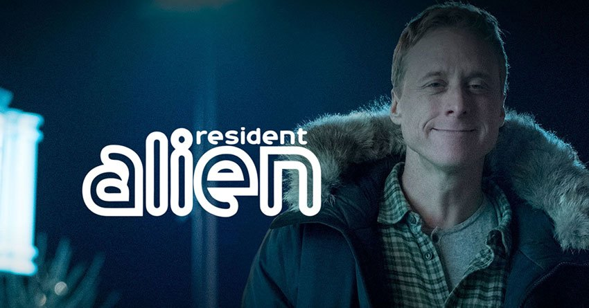 "Geektown - TV News on Twitter: ""Syfy US Releases Trailer For Dark Horse  Comic Adaptation 'Resident Alien' Starring Alan Tudyk  https://t.co/hg2tIf1QWf… https://t.co/6Y7rrVdW0M"""