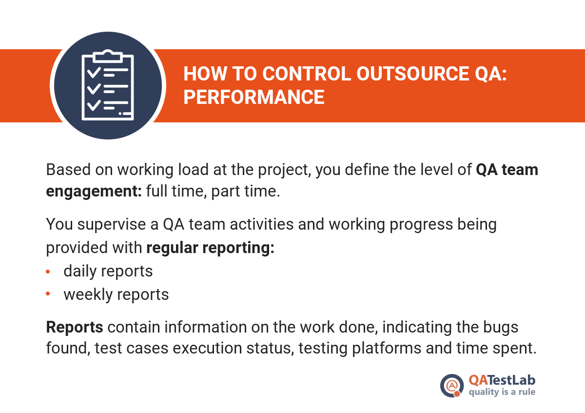 So many questions, so little answers...  that's how the majority perceive the process of controlling outsource QA. Good news  ! Here is our infographics to solve dilemmas like this. Enjoy   #QA #teamperformance #QAteam #qualityassurance #QATestLab #howtocontrolqa #qavendor<br>http://pic.twitter.com/dMUPkpet62